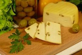 Качотта с оливками
